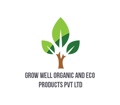 grow well organic and eco products logo