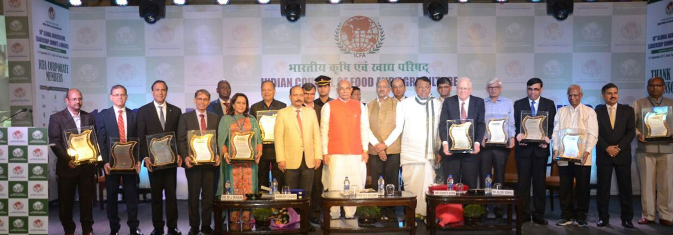 10th Global Agriculture Leadership Submit 2017