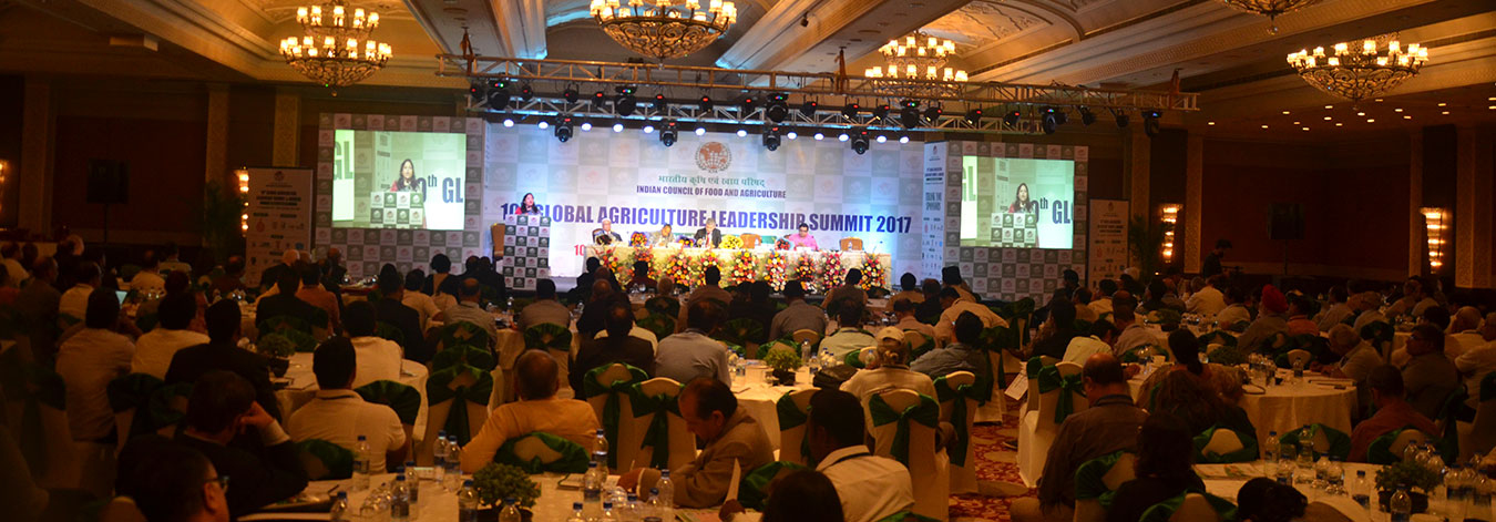 10th Global Agriculture Leadership Summit 2017