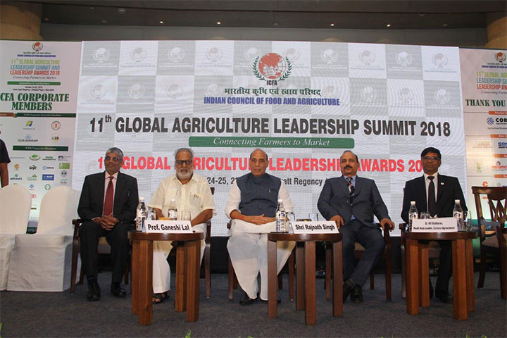 11th Global Agriculture Leadership awardees 2018