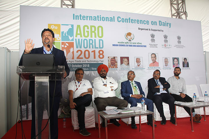 International Conference on Dairy