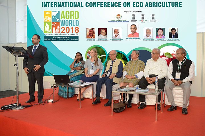 International Conference on Eco Agriculture