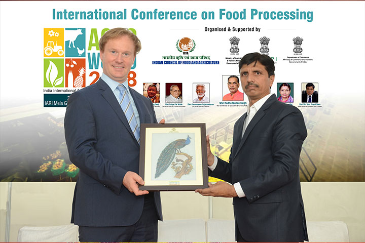 International Conference on Food Processing