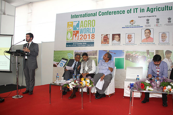 International Conference on IT in Agriculture