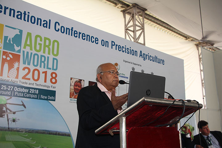 International Conference on Precision Agriculture