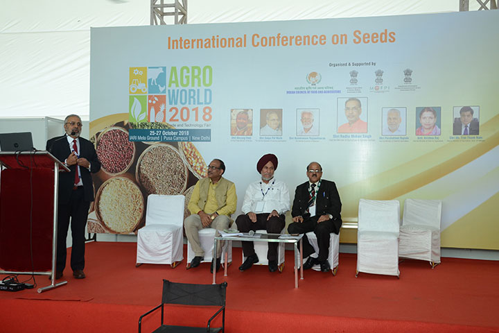 International Conference on Seeds