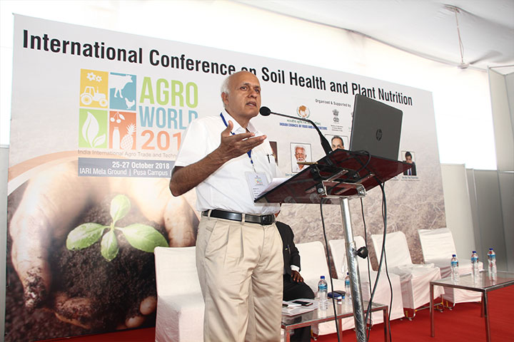 International Conference on Soil Health and Plant Nutrition