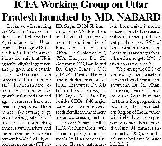 ICFA Press  Coverage