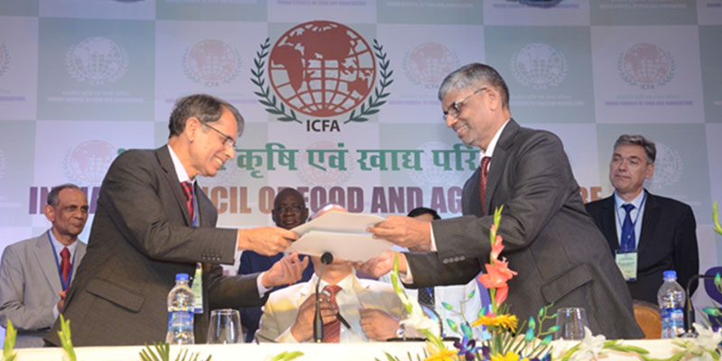 ICFA collaborates with Iowa State University Seed Science Centre for better quality seeds in India
