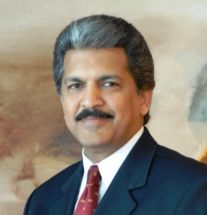 Mr. Anand Mahindra